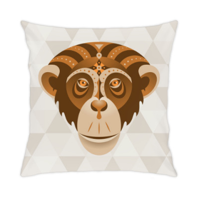 Подушка Год обезьяны