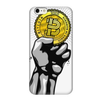 Чехол для iPhone 6/6s BITCOIN — VIRES IN NUMERIS