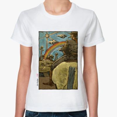 Классическая футболка  Какша