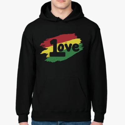 Толстовка худи 1 Love