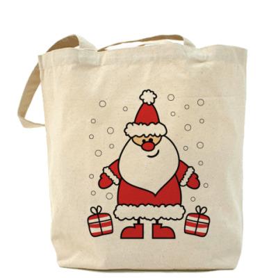 Сумка Дед Мороз