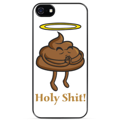 Чехол для iPhone Holy shit