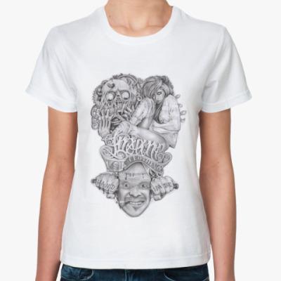 Классическая футболка Insane Clothing