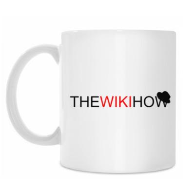 Кружка thewikihow-автошоу