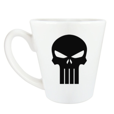 Чашка Латте Punisher