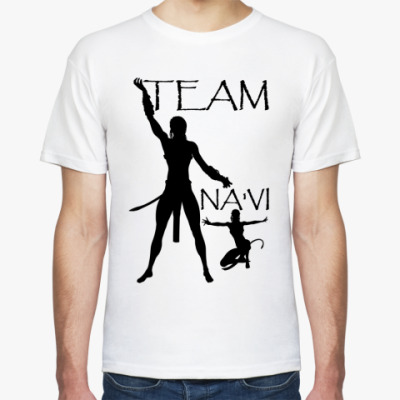 Футболка Team Na'vi