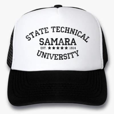 Кепка-тракер СамГТУ - Самарский Гос-й Технический Университет
