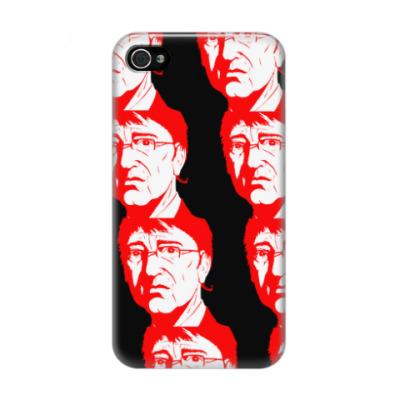 Чехол для iPhone 4/4s Билл Гейтс
