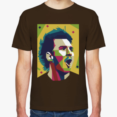 Футболка Color Messi
