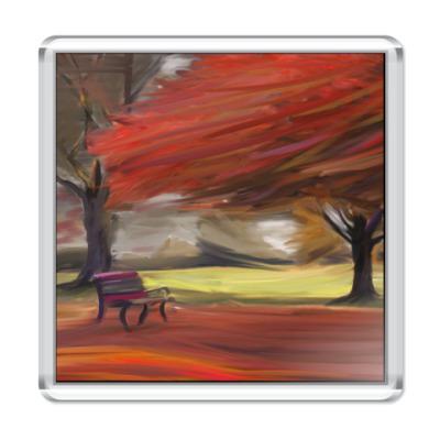 Магнит  'Autumn'