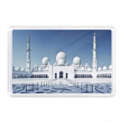 Магнит Белая Мечеть, Абу-Даби, ОАЭ