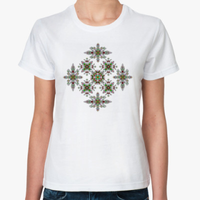 Классическая футболка Моя душа