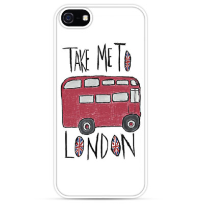 Чехол для iPhone London