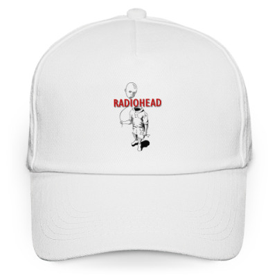 Кепка бейсболка Radiohead