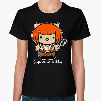 Женская футболка Лилу (Пятый Элемент)