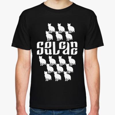 Футболка SOULGANG cats