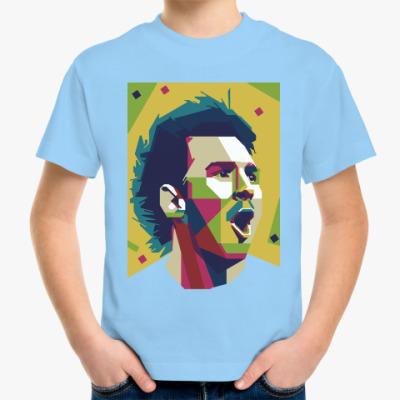 Детская футболка Color Messi