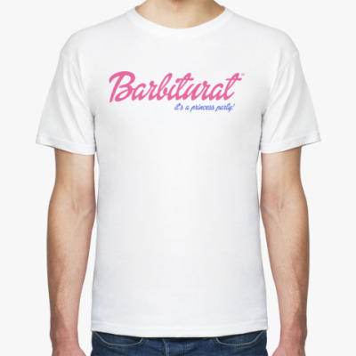 Футболка Barbiturat. I's a princess party!