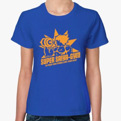 Женская футболка Saiya gym