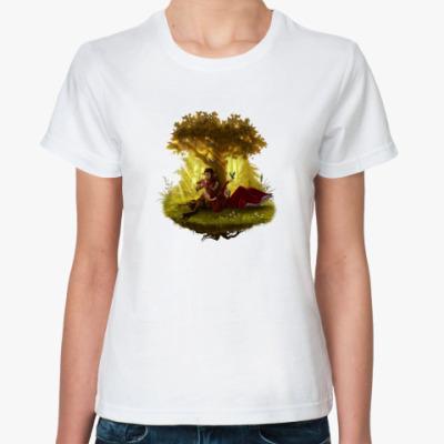 Классическая футболка Нарния