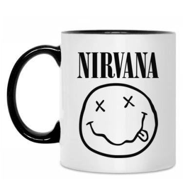 Кружка Nirvana