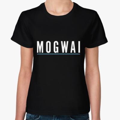 Женская футболка Mogwai