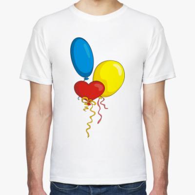 Футболка Воздушные шарики