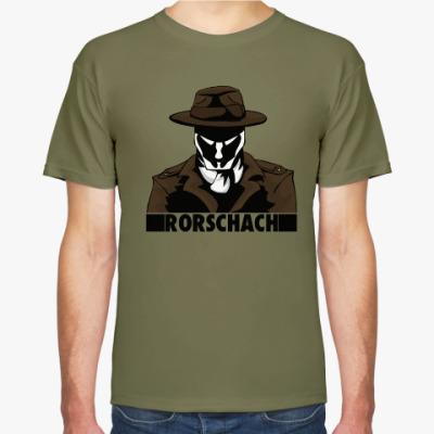 Футболка Rorschach