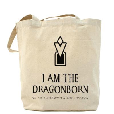 Сумка Dragonborn Skyrim