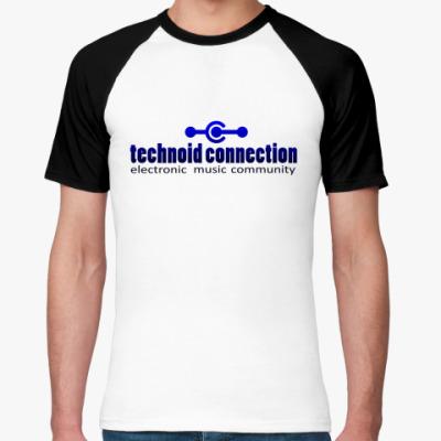 Футболка реглан tehnoid connection
