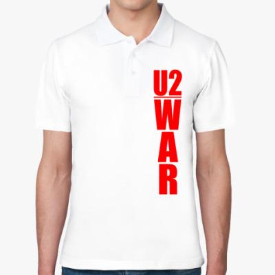 Рубашка поло U2 War