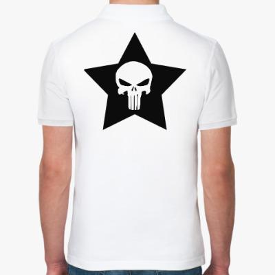 Рубашка поло The Punisher