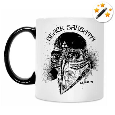 Кружка-хамелеон Black Sabbath
