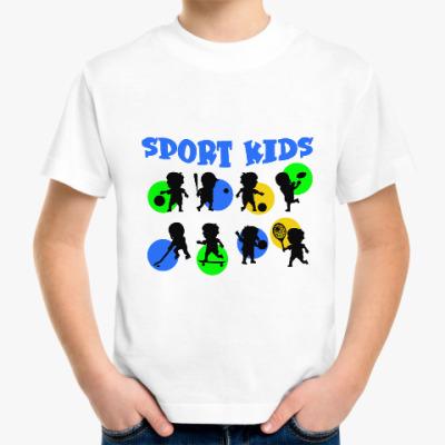 Детская футболка Sport kids