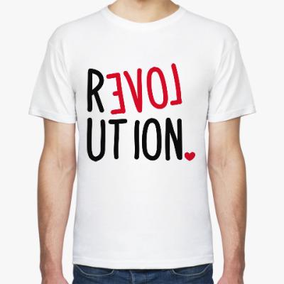Футболка Любовная Революция