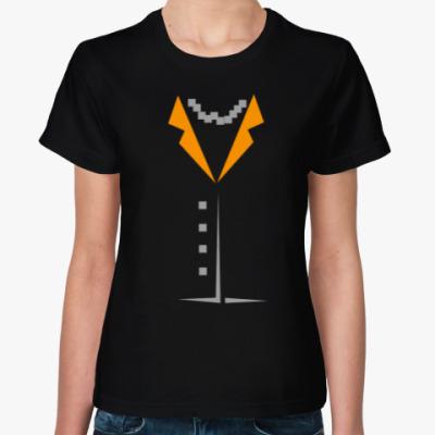 Женская футболка пиджак