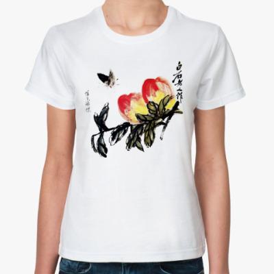 Классическая футболка Японский стайл