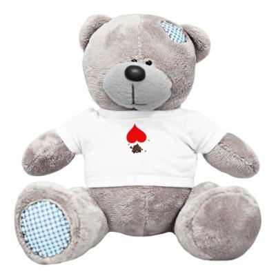 Плюшевый мишка Тедди Don't love me