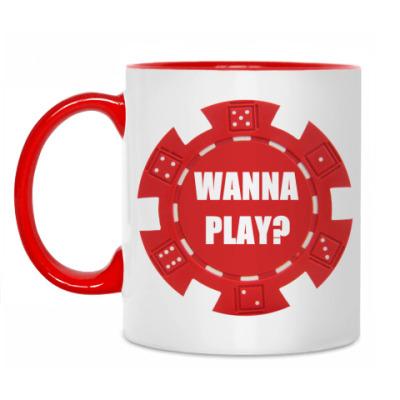 Кружка покер