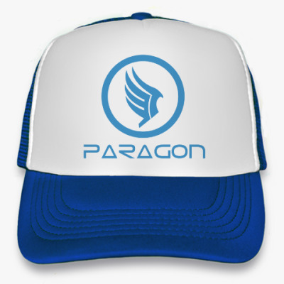 Кепка-тракер Paragon Mass Effect
