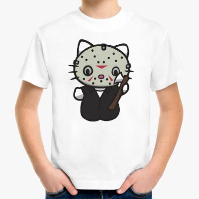 Детская футболка Китти Джейсон