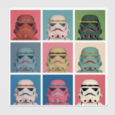 Холст Star Wars Pop-Art
