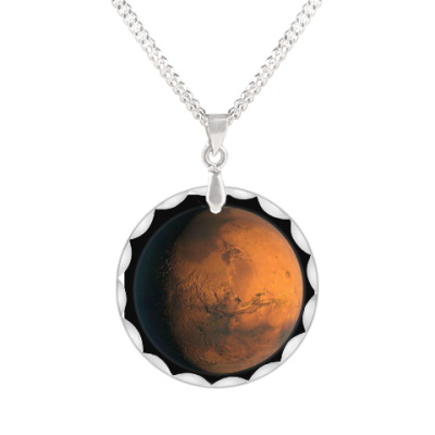 Кулон Geo Mars