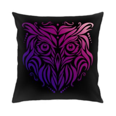 Подушка Сова - Owl