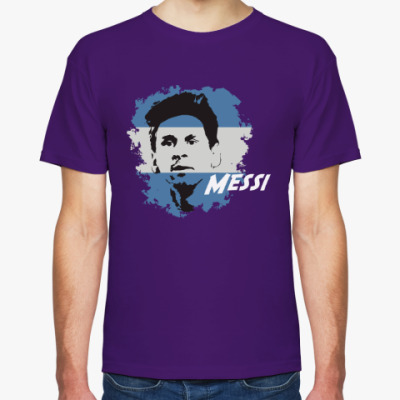 Футболка Месси