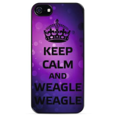 Чехол для iPhone weagle