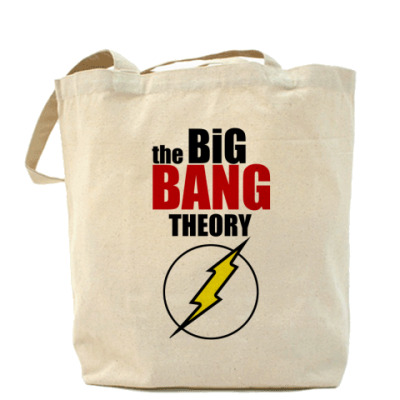 Сумка Теория Большого Взрыва