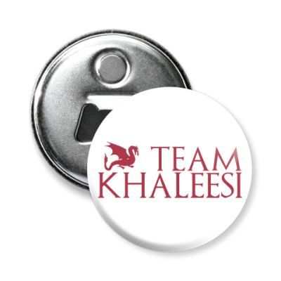 Магнит-открывашка Команда Кхалиси