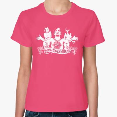 Женская футболка Игра престолов. Тирион