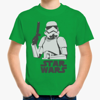 Детская футболка Star Wars VII